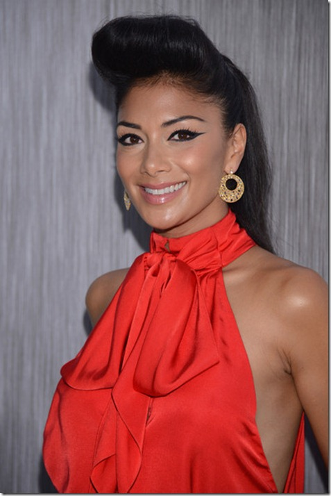 Nicole Scherzinger Men Black 3 New York Premiere pZSS2BX6C2vl