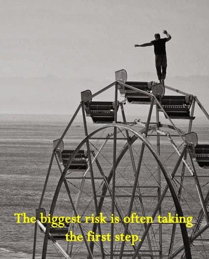 biggest step