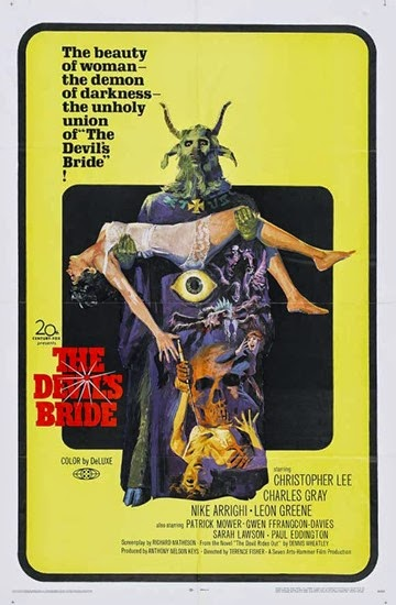 Devil Rides OUt, The (The Devil's Bride)