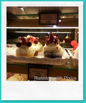 #DisneyHolidays Cupcakes