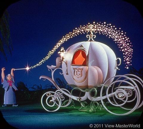 View-Master Walt Disneys Cinderella (B318), Scene 8