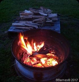 Oct 5 campfire