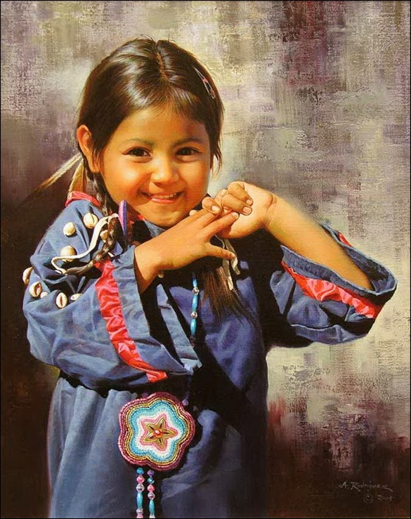 Alfredo Rodriguez, petite indienne