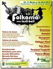 cartel folkarria 2012