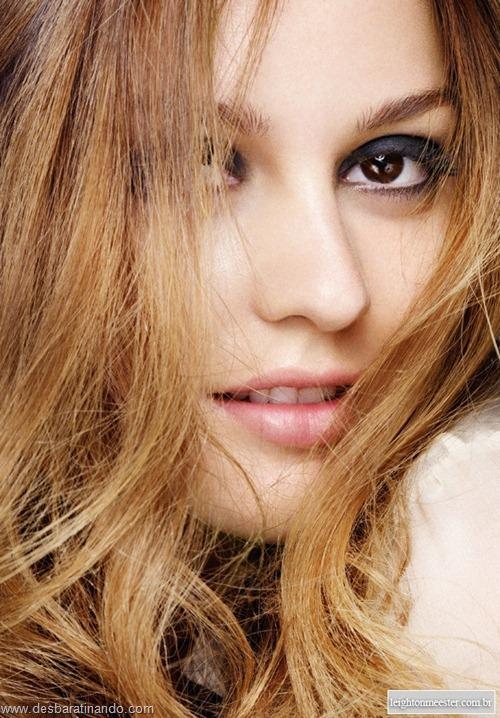 Leighton meester blair gossip girl garota do blog linda sensual desbaratinando  (157)