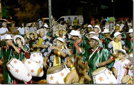 """""""Llamada"""" of Candombe – 2013 Pam Harris"""