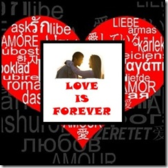 LOVE IS FOREVER[2]