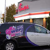 WBFJ - Operation Christmas Child - Chick-fil-A - Main Street - Kernersville - 11-8-11