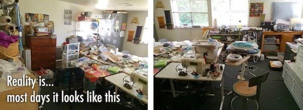Messy studio1