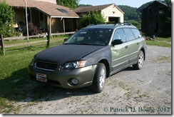 Subaru Outback new parts 02