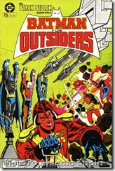 P00012 - Batman y los Outsiders #2