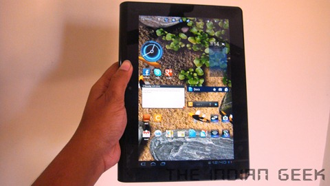 Sony Tablet S - Final Thoughts