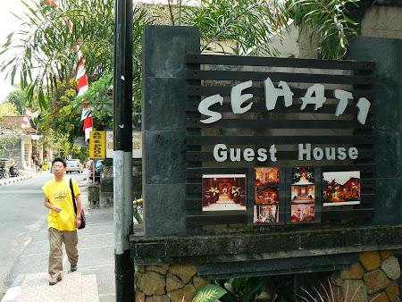 Gueshouse in Ubud, Bali