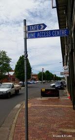 Une access centre