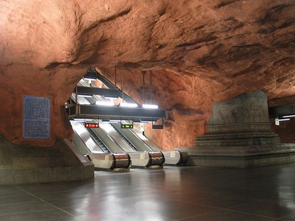 مترو ستوكهولم