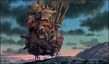 Howl's Moving Castle - 7