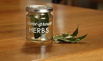 Herb Storage Jar