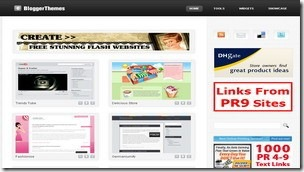 top 20 free blogger templates sites 06 Blogger Themes