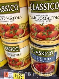 Classico Pear Tomatoes