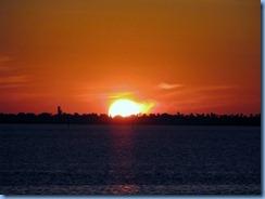5976 Texas, South Padre Island - KOA Kampground - sunset