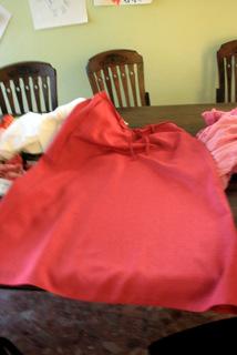 Что сделать чтобы не мялась юбка