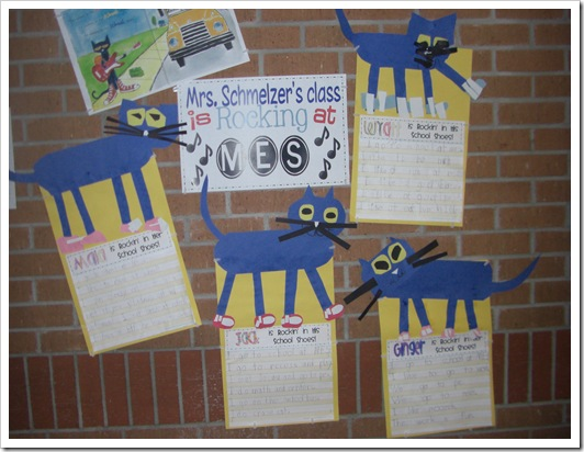Made for 1st Grade: Pete The Cat