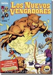 P00007 - Los Nuevos Vengadores #7