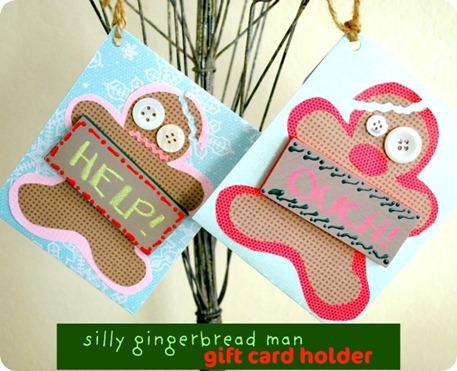 GingerbreadManGiftCardHolder