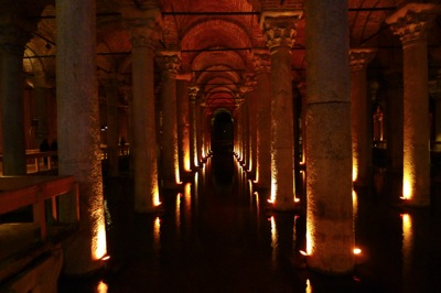 Basillica Cistern 1