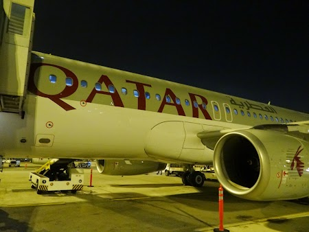 07. Qatar Airways la Doha.JPG