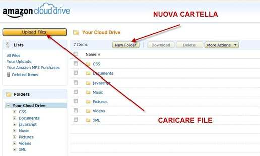 amazon-cloud-drive-interfaccia