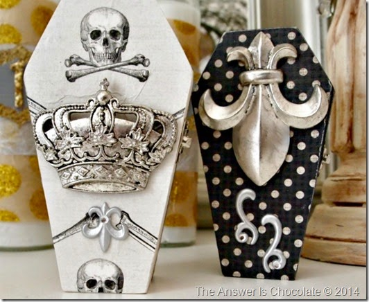 Gothic Coffin Boxes 3