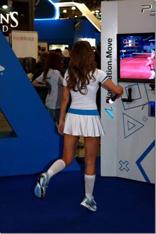 Belas garotas em um evento de anime na Russia (11)