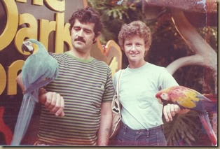 Rom.Sherry at Busch Gardens 1978 (2)