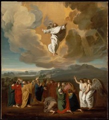 Ascension by Copley