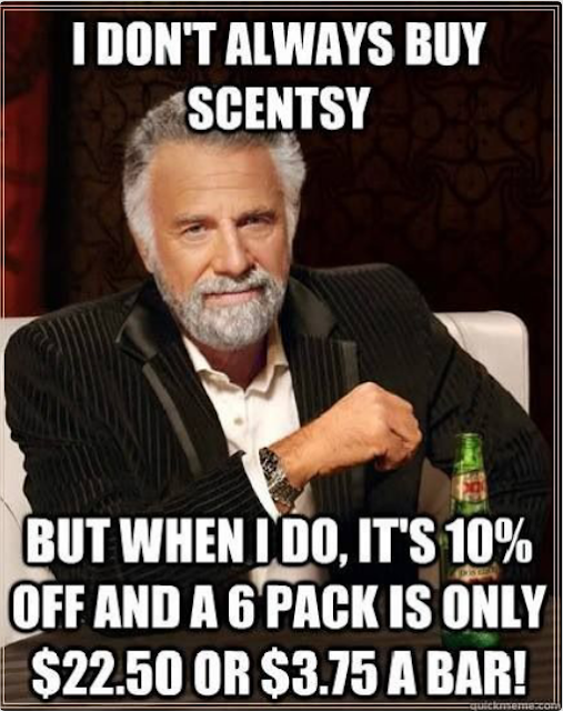scentsy, blog, independent consultant