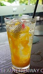 JPOT Mango Italian Soda