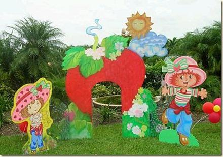 Decoración de Jardines para Fiesta Infantil1