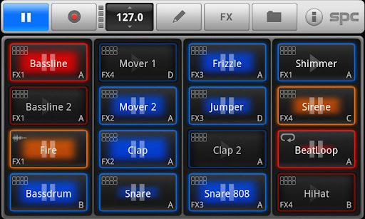 SPC - Music Drum Pad Demo