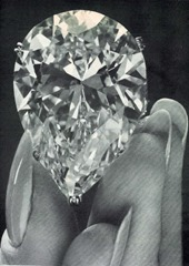 Taylor Burton Diamond
