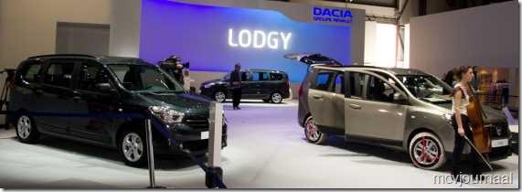 Dacia Lodgy Autosalon Geneve 2012 05