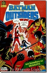 P00020 - Batman y los Outsiders #3