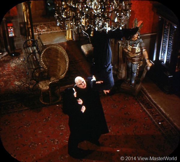 View-Master The Addams Family B486 Scene 07