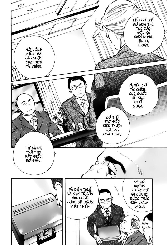 Shin Kurosagi - Con Diệc Đen 2 chap 197 - Trang 10