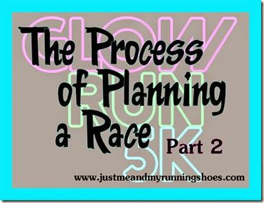 Race Planning Part 2