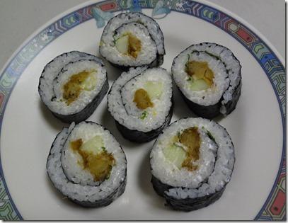 Sushi cuc