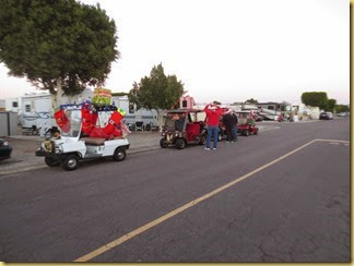 2013-12-20 - Az, Yuma - Cactus Gardens Christmas Golf Cart Parade -002