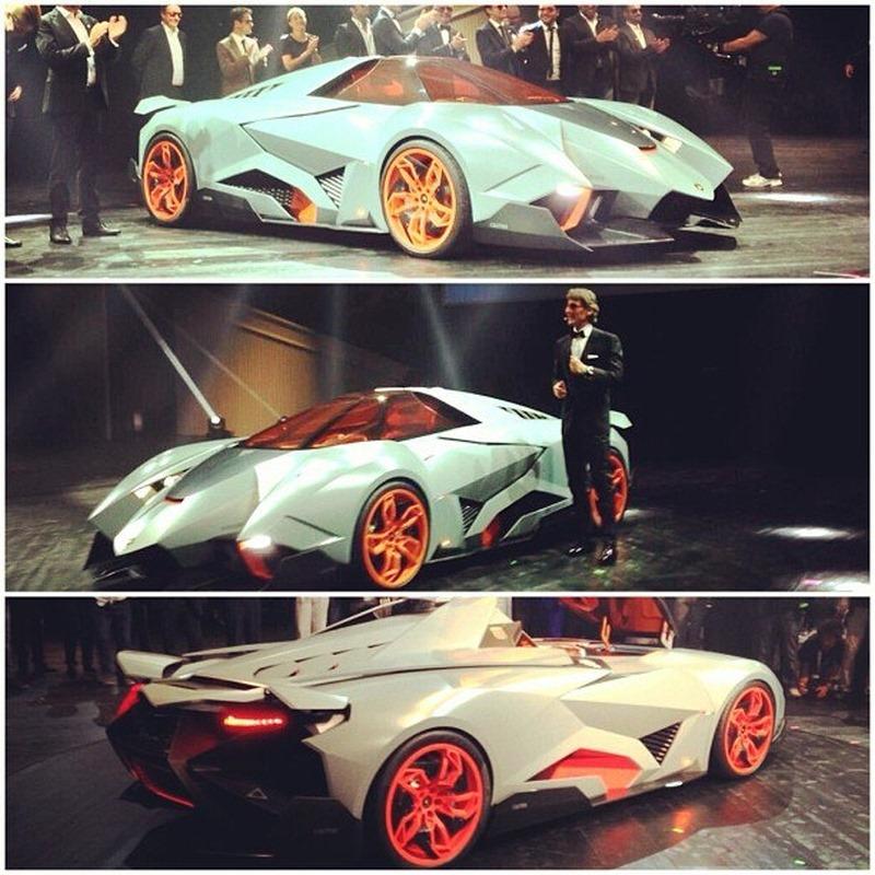 Related For Lamborghini Egoista Wallpaper 1080p