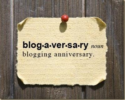 blogaversary 4