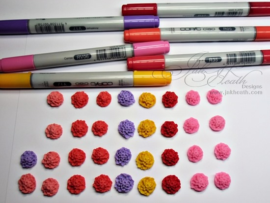 Copic flowers1